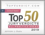 Top 50 Verdicts Jeffery Oven